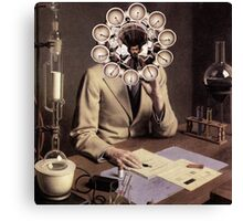 Young Scientist. Canvas Print