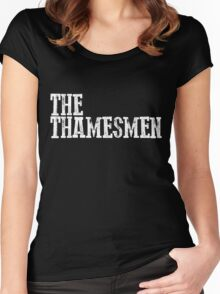 The Thamesmen Women's Fitted Scoop T-Shirt