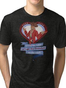 I Choose Hancock Tri-blend T-Shirt
