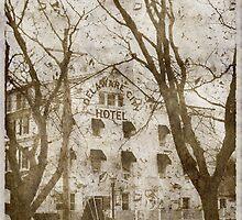 Delaware City Hotel-Vintage look by AlewisProject