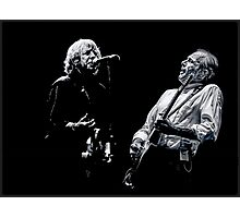 Still Rockin' Photographic Print