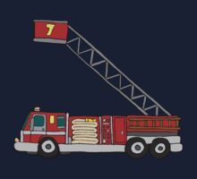 firetruck by Bantambb