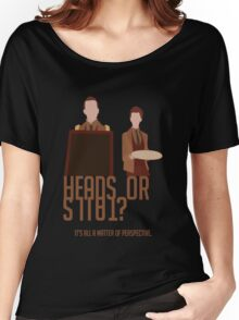 Heads or Tails? Women's Relaxed Fit T-Shirt