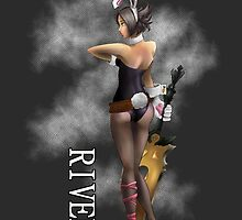 Battle Bunny Riven by L4urasaur