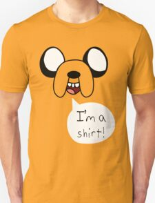 Jake The Adventure Time T-Shirt