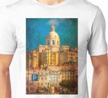 old lisbon. Unisex T-Shirt