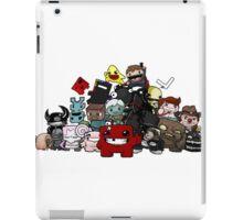 Indie Game Charactors iPad Case/Skin