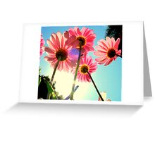 Dancing in the Sun Greeting Card