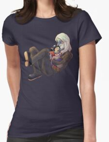 Surviving For Her Womens Fitted T-Shirt