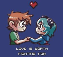 Love Worth Fighting For by GhostOfLions