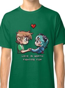 Love Worth Fighting For Classic T-Shirt
