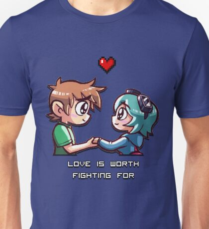 Love Worth Fighting For Unisex T-Shirt