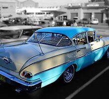 1958 Chevy Sedan by PaulHollins