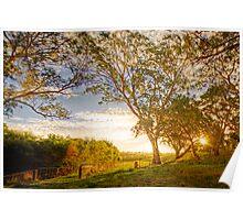 Dawsley, Adelaide Hills SA Poster