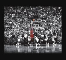 Michael Jordan- The Last Shot  by ksanwal