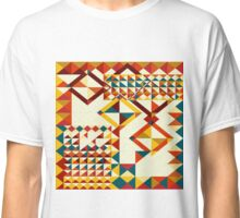 Playing puzzle Classic T-Shirt