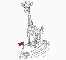 Rodger the Giraffe  by RogerRodger