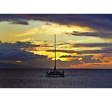 The Voyage Home Photographic Print