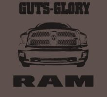 Glory Guts Ram Kids Clothes