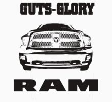 Glory Guts Ram Kids Clothes