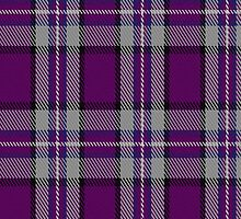 02006 Cramer Tartan Fabric Print Iphone Case by Detnecs2013