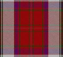 02015 Crieff Red Dress Fashion Tartan Fabric Print Iphone Case by Detnecs2013
