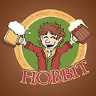 Party Like a Hobbit! by thehookshot