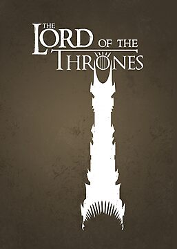 Lord of the Thrones by thehookshot