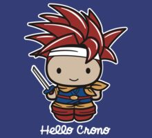 Hello Crono by Creative Outpouring