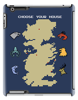 Choose Your House by thehookshot