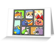 Kirby - KD3 Opening Greeting Card