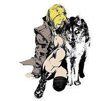 Sniper Wolf by Mramirez91