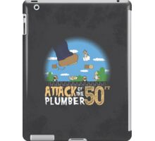 50 Foot Plumber iPad Case/Skin