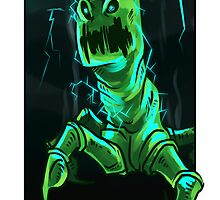 Creeper by Krystian Pacholczyk