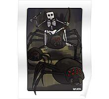 Spider Jockey Poster