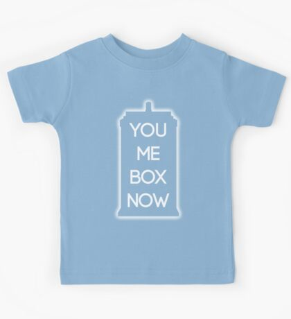 You Me Box Now Kids Tee