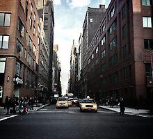 Chelsea, N.Y.C by Noemad
