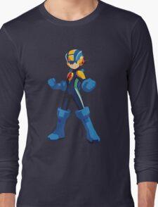 Megaman Full Long Sleeve T-Shirt