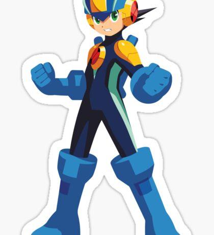 Megaman Full Sticker