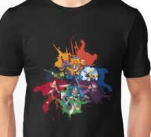 Megaman: Souls of a Hero Unisex T-Shirt