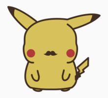 Gentlemon - Pikachu by Nicholas Poulos