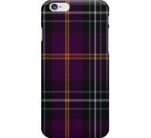 02036 Curnow of Kernow Tartan Fabric Print Iphone Case iPhone Case/Skin
