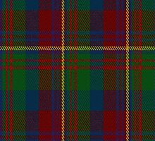 02040 Cuthill Tartan Fabric Print Iphone Case by Detnecs2013