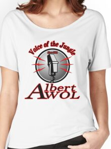 Albert AWOL-Voice of the Jungle Cruise Women's Relaxed Fit T-Shirt