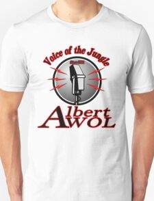 Albert AWOL-Voice of the Jungle Cruise Unisex T-Shirt