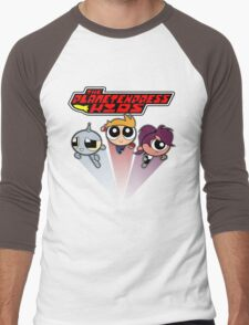 The Planet Express Kids Men's Baseball ¾ T-Shirt