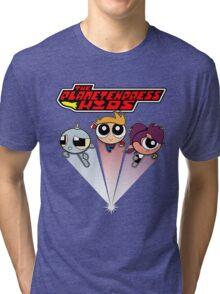 The Planet Express Kids Tri-blend T-Shirt