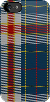 02048 Yusra (Malay) Tartan Fabric Print Iphone Case by Detnecs2013