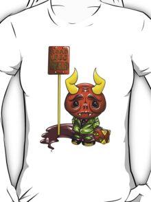 'The Traveller' Monster T-Shirt