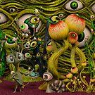 The Eyeball Garden by Liam Liberty